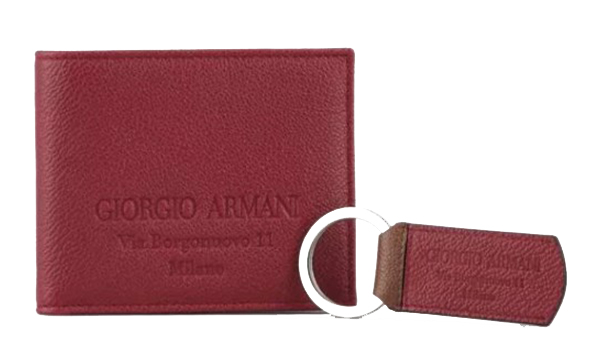 Leather goods sets