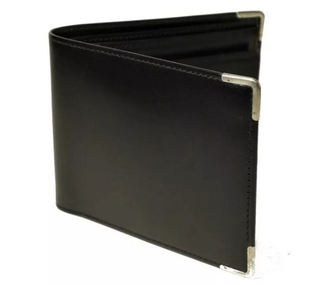 ILVER CORNERS BILLFOLD3C/C & COIN PURSE